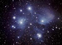 The Pleiades Starcluster